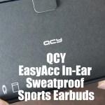 QCY EasyAcc In-Ear Sweatproof Sports Earbuds