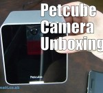 Petcube Camera Unboxing