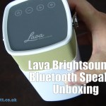 Lava Brightsounds 2 Bluetooth Speaker Unboxing