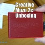 Creative MUVO 2c Unboxing
