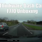 Thinkware Dashcam F770 Unboxing