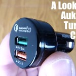 Aukey USB Turbo Car Charger Unboxing