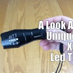 Uniquefire XM-L2 Led Torch Unboxing