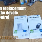 Adding in replacement units to the devolo Home Control
