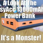 A look at the EasyAcc 13000mAh Power Bank Monster!