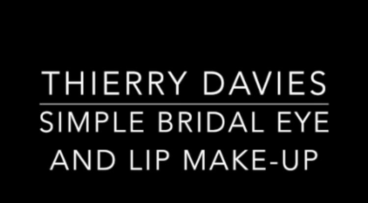 Thierry Davies Make-up Artist