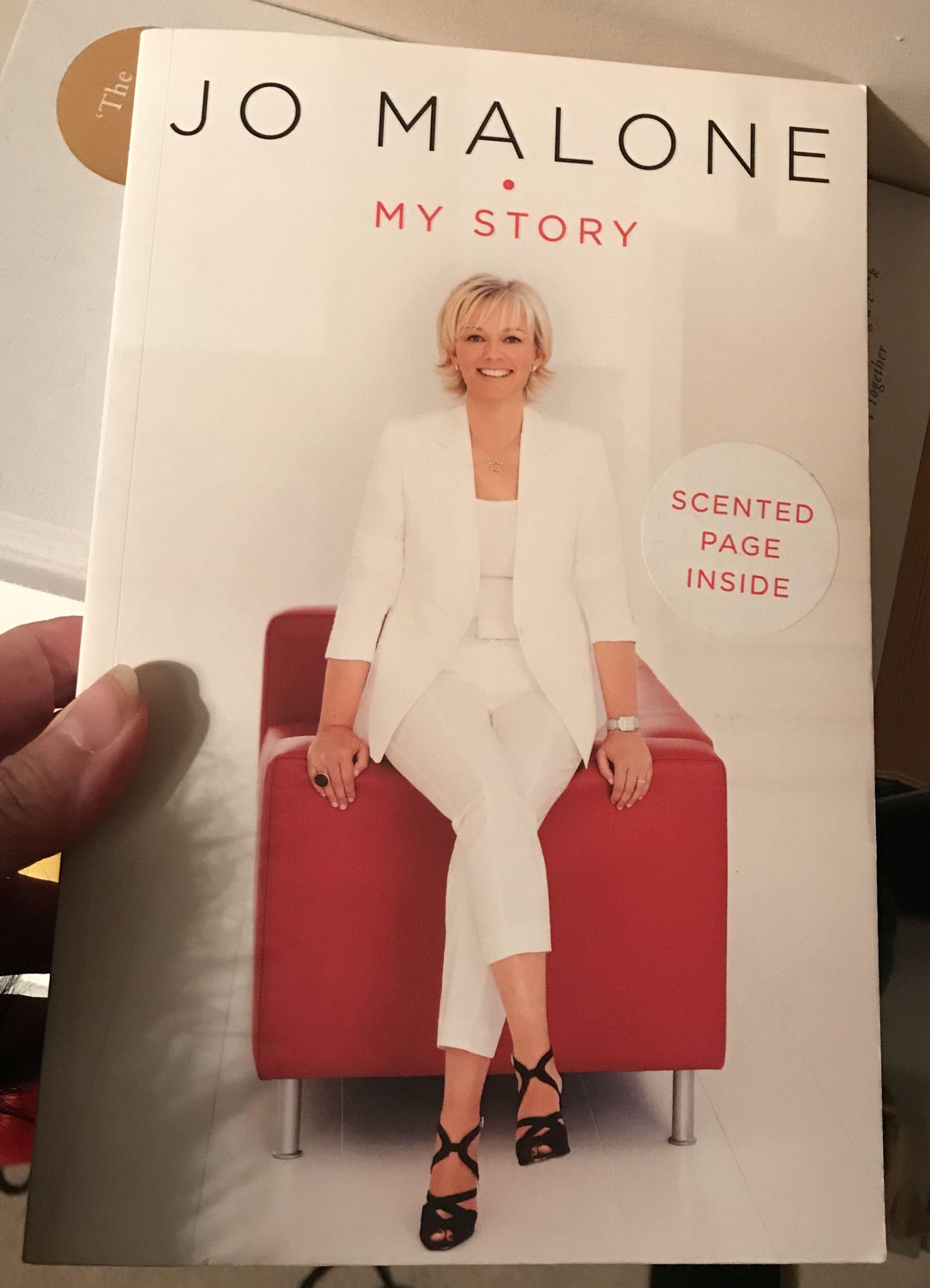 Jo Malone Autobiography