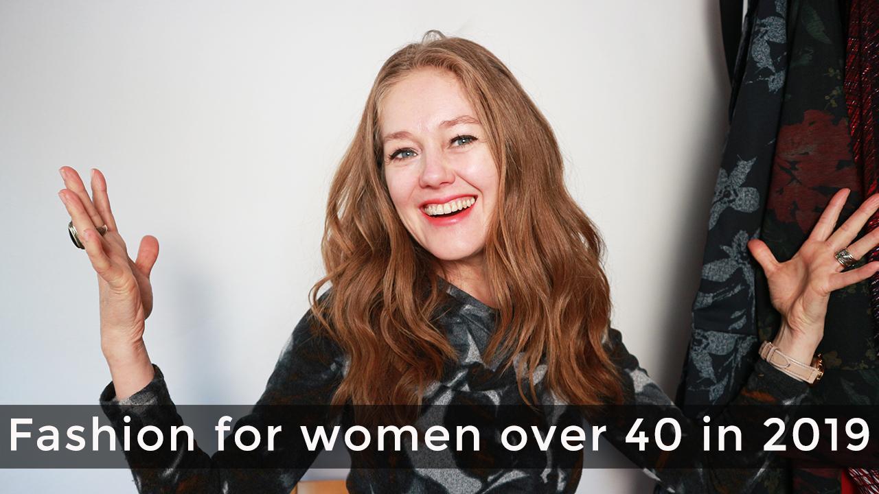 All women over 40 mature