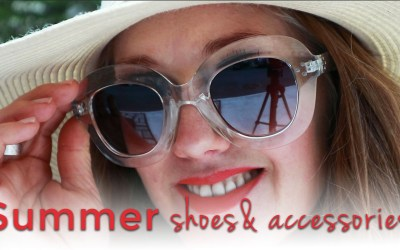 Summer shoes and accessories for women over 40