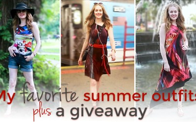 Favorite summer outfits for women over 40