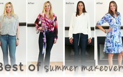 Style makeover for women over 40