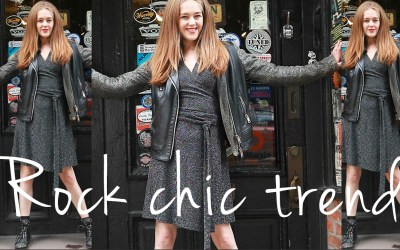 Fall trends for women over 40 – rock chic