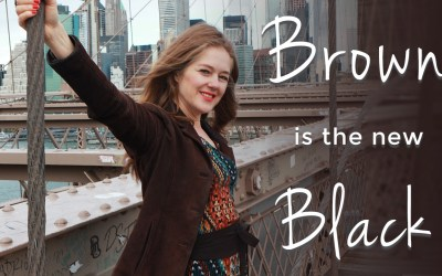 Fall trends for women over 40 – brown