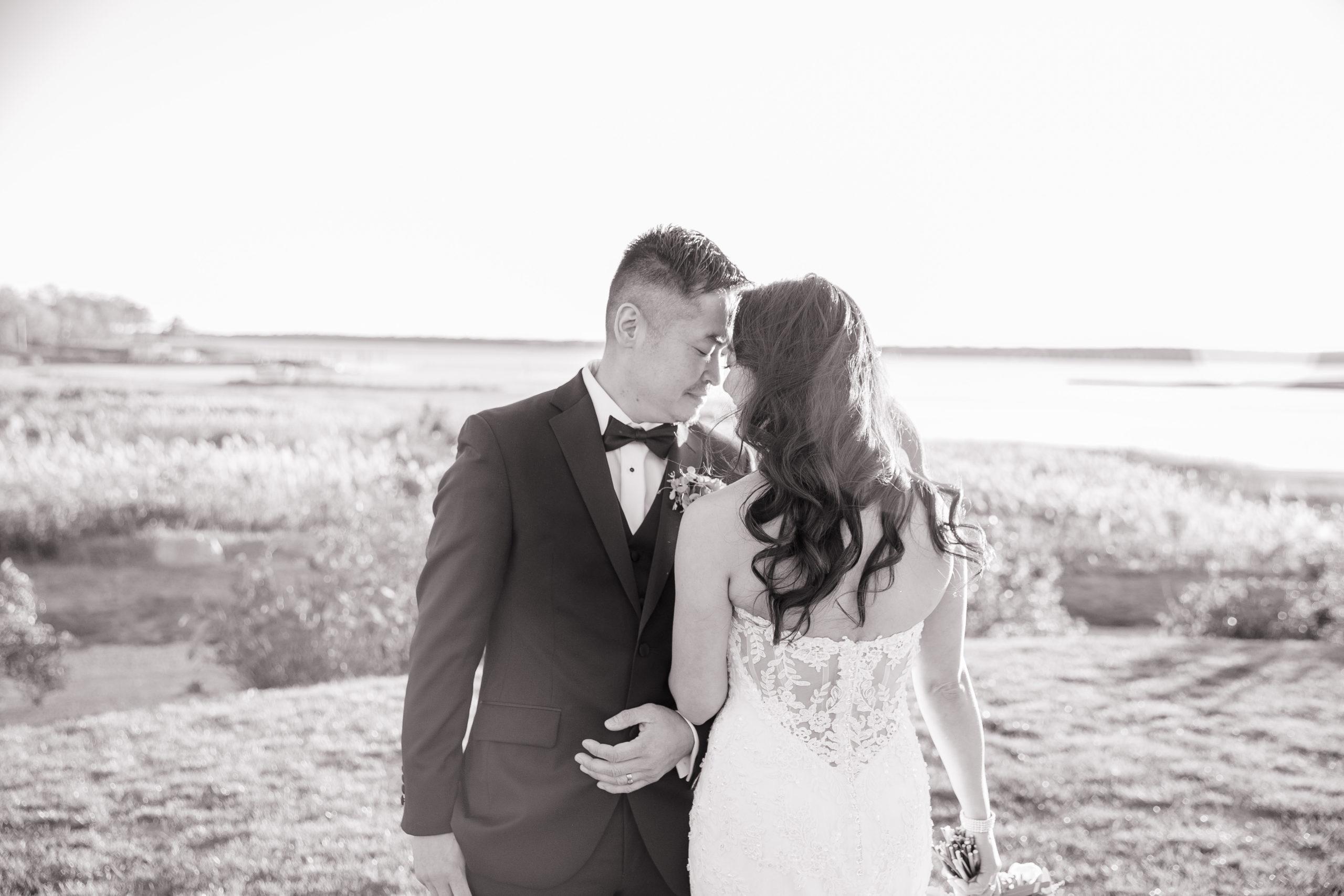 Harbor lights, warwick, rhode island, RI, Tracy Jenkins Photography, RI wedding photographer, Rhode Island wedding photographer, micro-wedding, couple photos, bride, groom