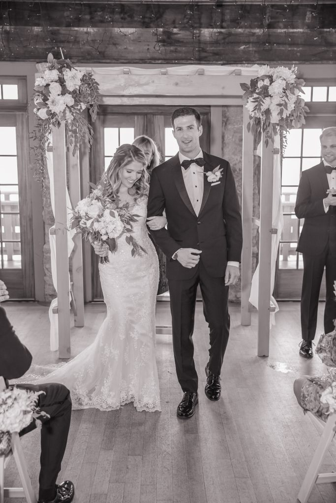 Wedding, Narragansett Towers, The Towers, Narragansett, Rhode Island, RI, Tracy Jenkins photography, RI wedding photographer, Rhode Island wedding photographer, wedding ceremony, bride, groom