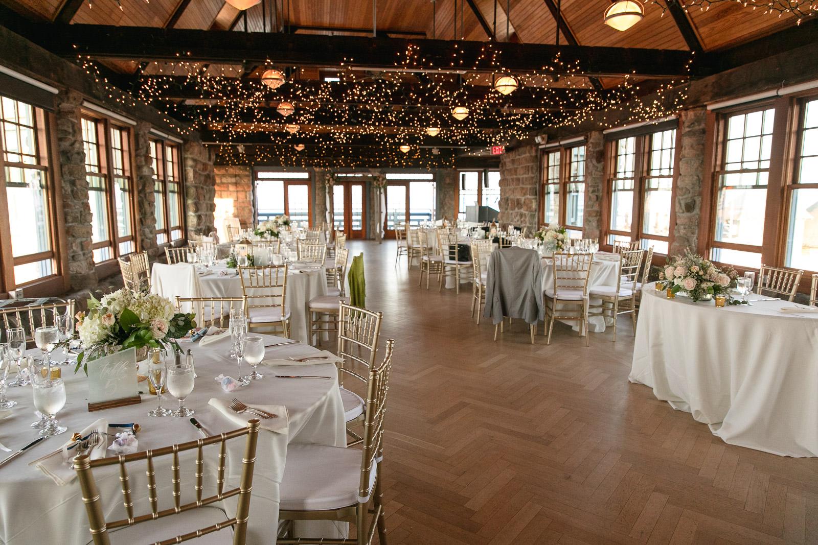 Wedding, Narragansett Towers, The Towers, Narragansett, Rhode Island, RI, Tracy Jenkins photography, RI wedding photographer, Rhode Island wedding photographer, wedding reception, twinkle lights