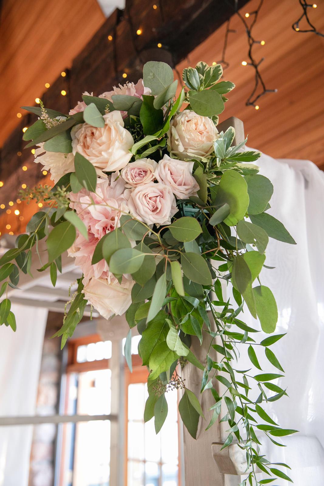 Wedding, Narragansett Towers, The Towers, Narragansett, Rhode Island, RI, Tracy Jenkins photography, RI wedding photographer, Rhode Island wedding photographer, wedding details, flowers, arbor decorations