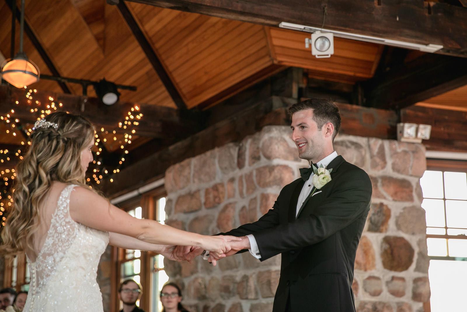 Wedding, Narragansett Towers, The Towers, Narragansett, Rhode Island, RI, Tracy Jenkins photography, RI wedding photographer, Rhode Island wedding photographer, wedding reception, first dance