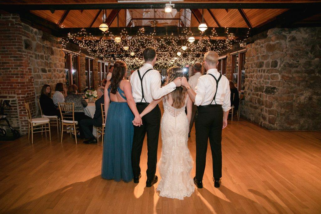 Wedding, Narragansett Towers, The Towers, Narragansett, Rhode Island, RI, Tracy Jenkins photography, RI wedding photographer, Rhode Island wedding photographer, wedding party, best man, maid of honor