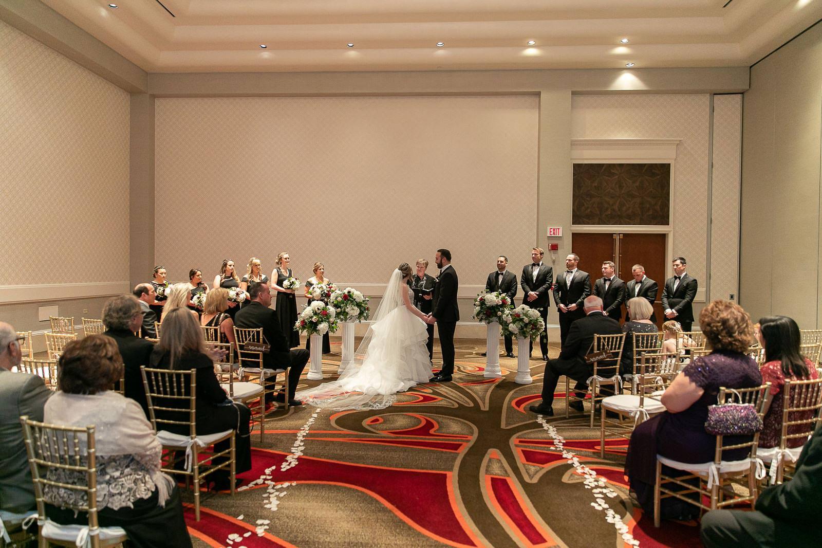 Omni Hotel Providence, Omni, Providence, Rhode Island, RI, Wedding, city wedding, November wedding, Tracy Jenkins Photography, RI wedding photographer, Rhode Island Wedding photographer, ceremony