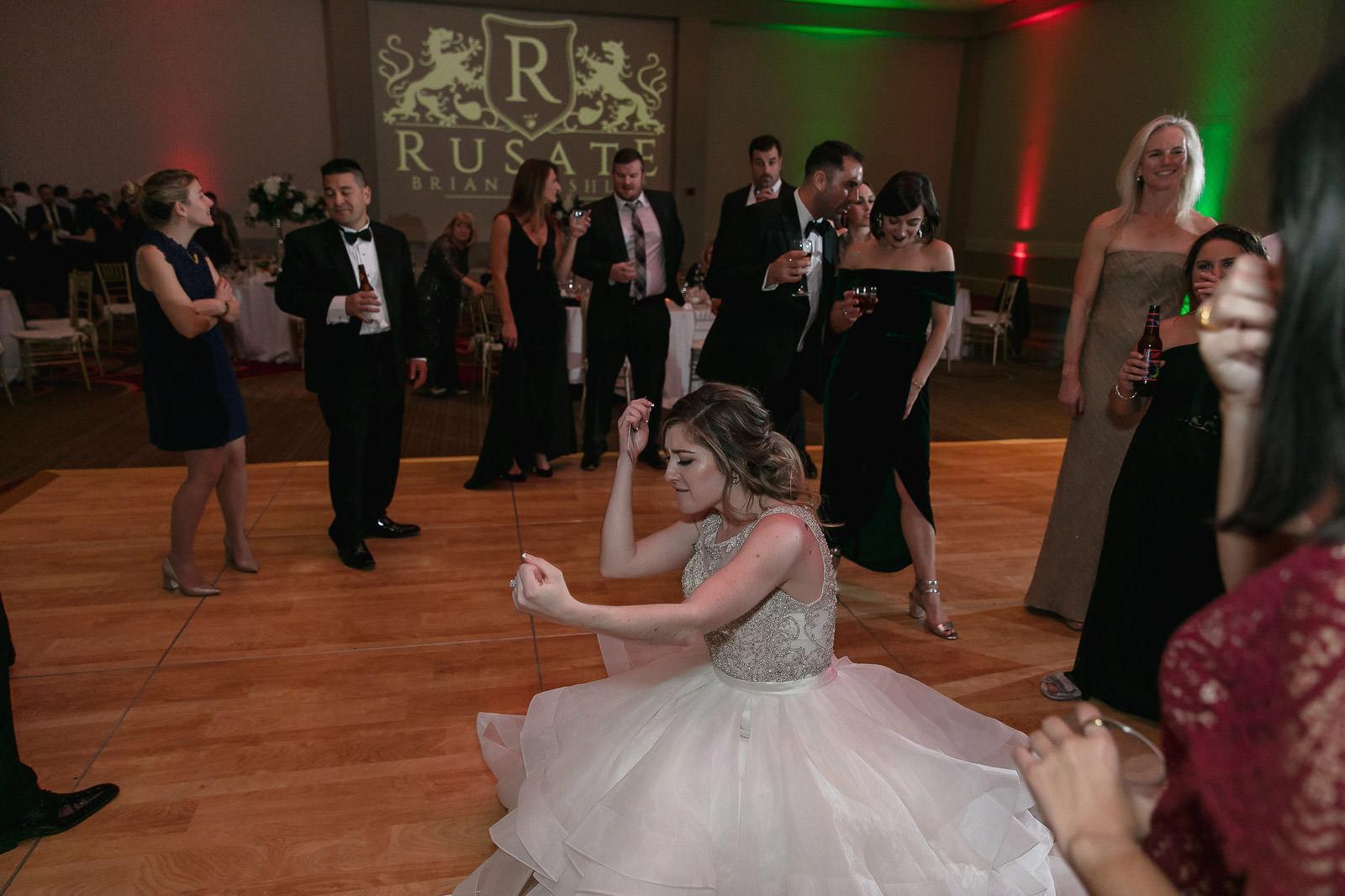 Omni Hotel Providence, Omni, Providence, Rhode Island, RI, Wedding, city wedding, November wedding, Tracy Jenkins Photography, RI wedding photographer, Rhode Island Wedding photographer, reception, bride dancing