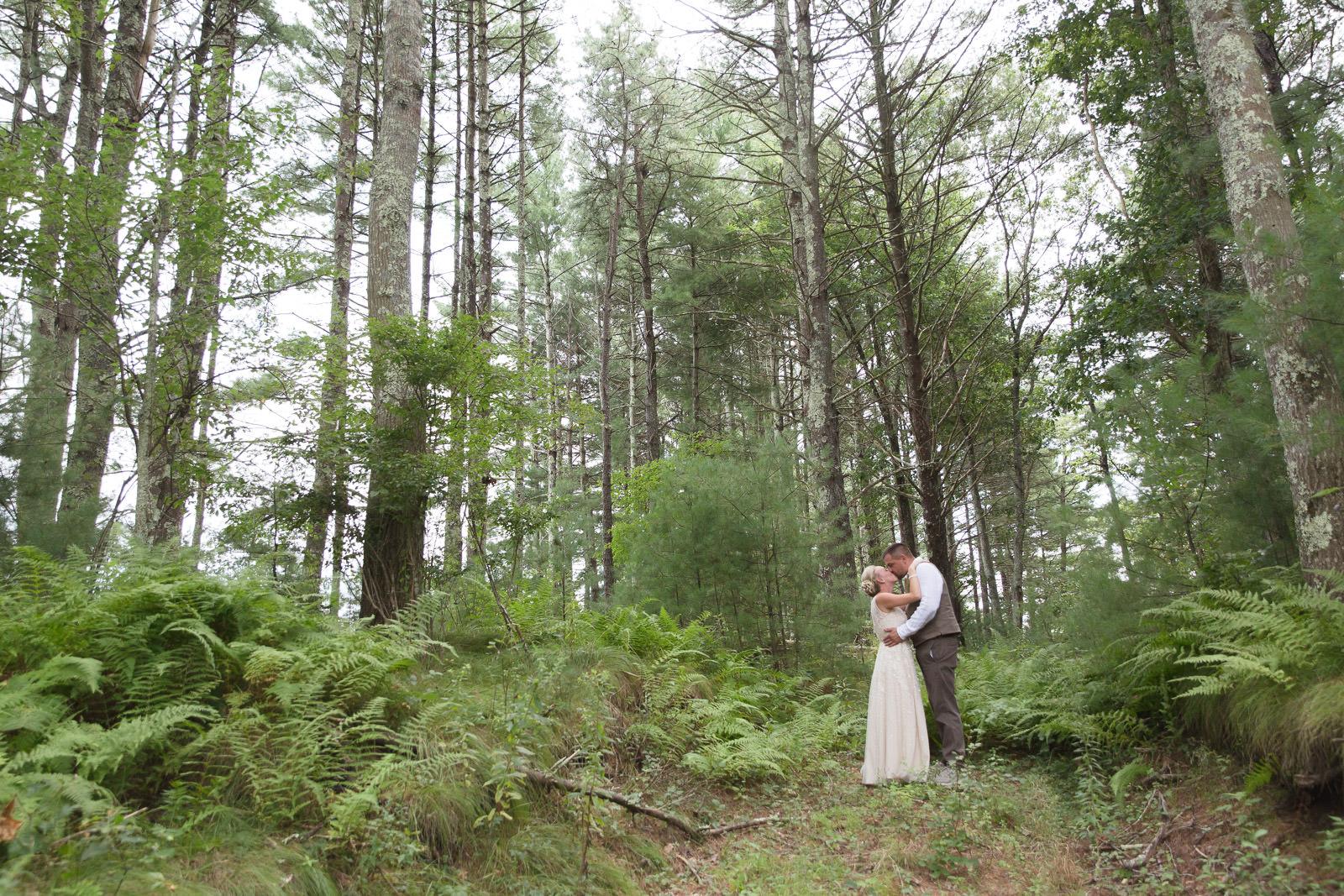 Coventry, Rhode Island, RI, Backyard Wedding, forest, earthy, wedding, tracy jenkins photography, wedding photographer, ri wedding photographer, Rhode Island Wedding photographer, couple photos, romantic photos, wedding in the woods