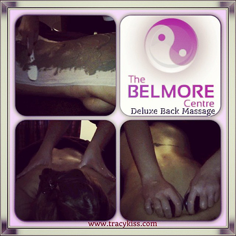 My Blog Is Used To Advertise The Belmore Centre Deluxe Back Massage