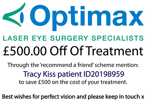 You Can Use My Friends And Family Code To Receive A £500 Discount On Your Own Treatment