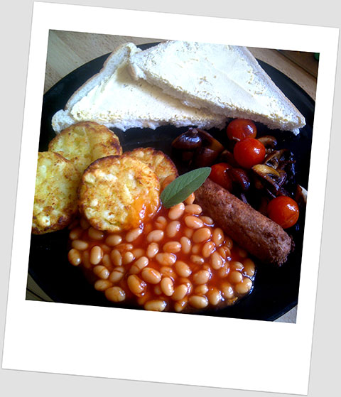 Lunch Day 3: A Veggie Fry-Up