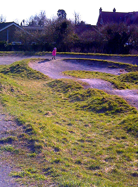 Millie & Our Chihuahua Joey Running Around The Happy Hills