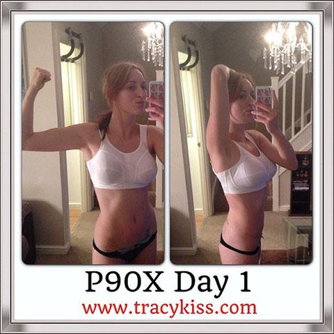 P90X Day 1