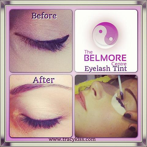 Eyelash Tinting At The Belmore Centre