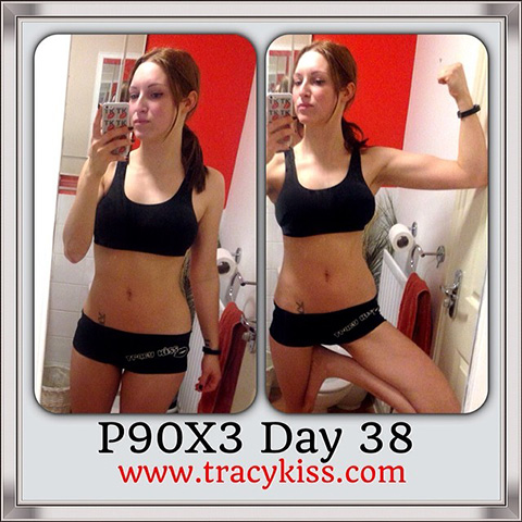P90X3 day 38 Yoga X