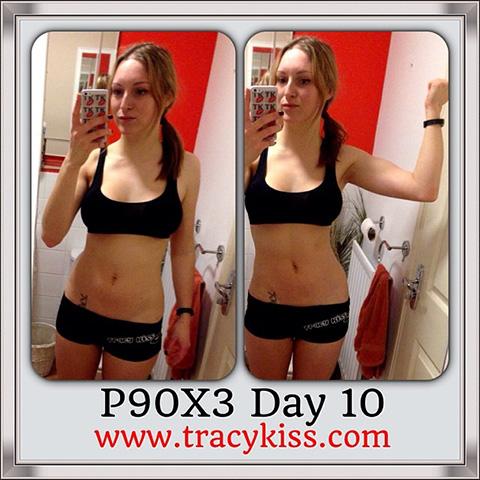 P90X3 Day 10 Yoga X
