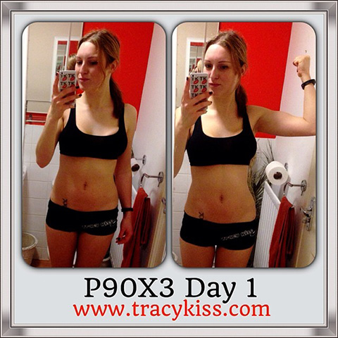 P90X3 Day 1 Core Syn