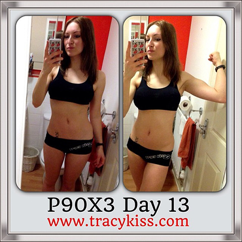 P90X3 Day 13 The Warrior