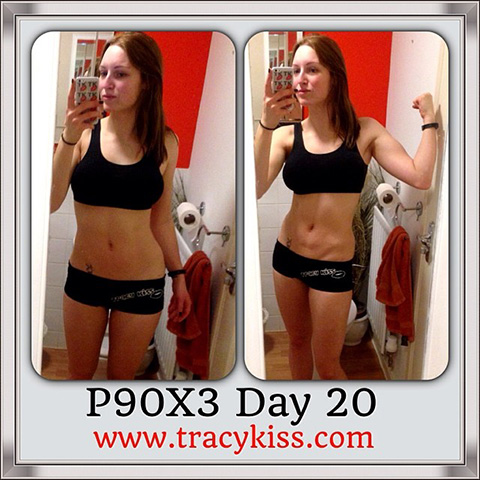 P90X3 Day 20 The Warrior