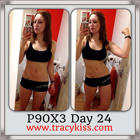 P90X3 Day 24 Accelerator