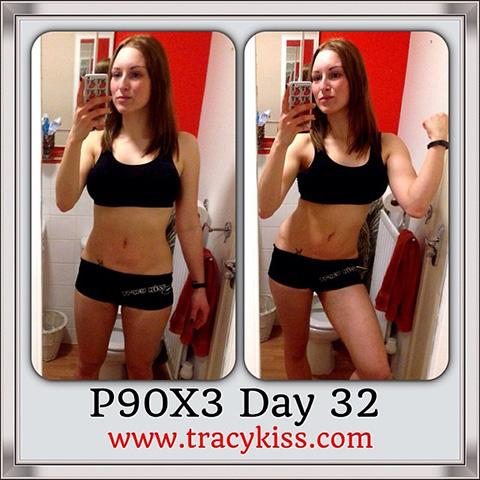 P90X3 Day 32 Eccentric Lower