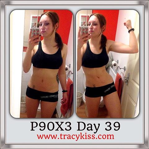 P90X3 Day 39 Eccentric Lower
