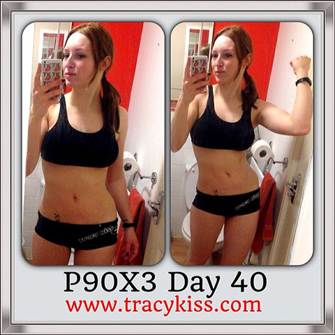 P90X3 Day 40 Incinerator