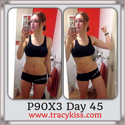 P90X3 Day 45 Yoga X