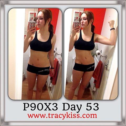 P90X3 Day 53 Pilates X