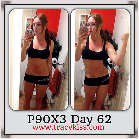P90X3 Day 62 Total Synergistics