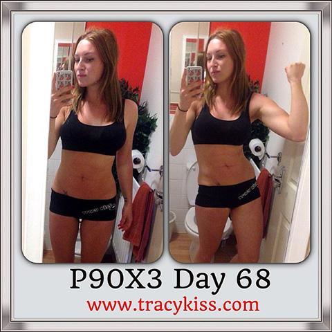 P90X3 Day 68 Pilates X