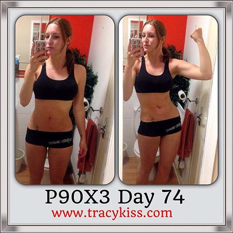 P90X3 Day 74 Yoga X