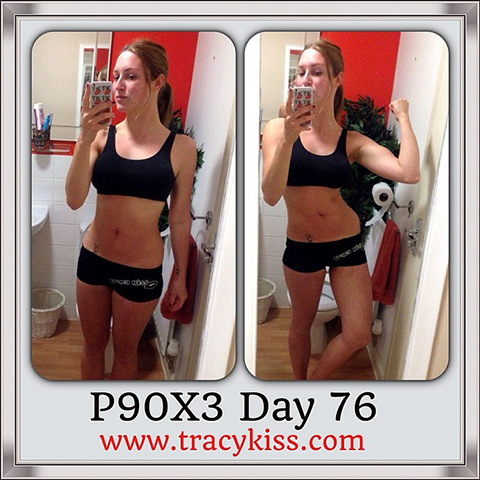 P90X3 Day 76 Total Synergistics