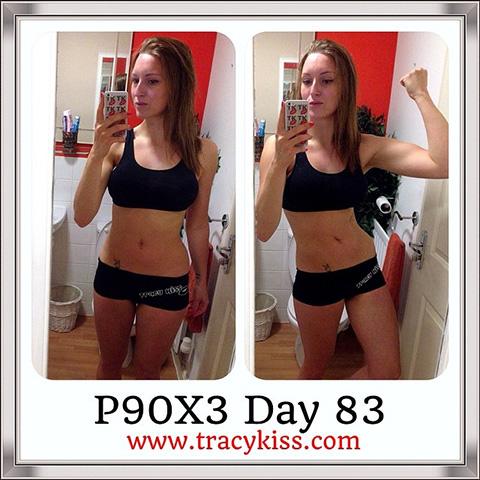 P90X3 Day 83 Eccentric Lower