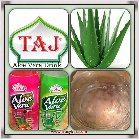 My Blog Is Used To Advertise Aloe Vera Drinks By Taj