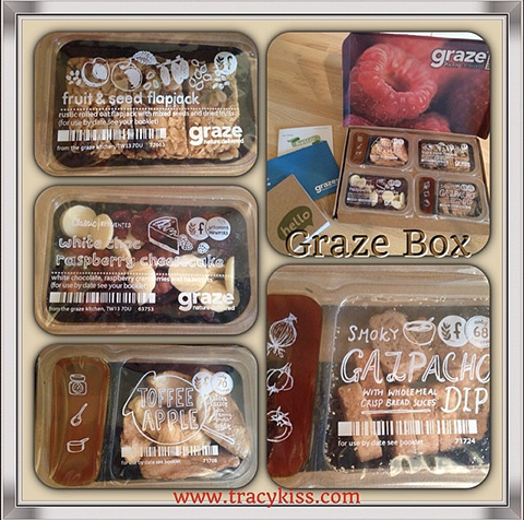 My First Graze Box Has Arrived